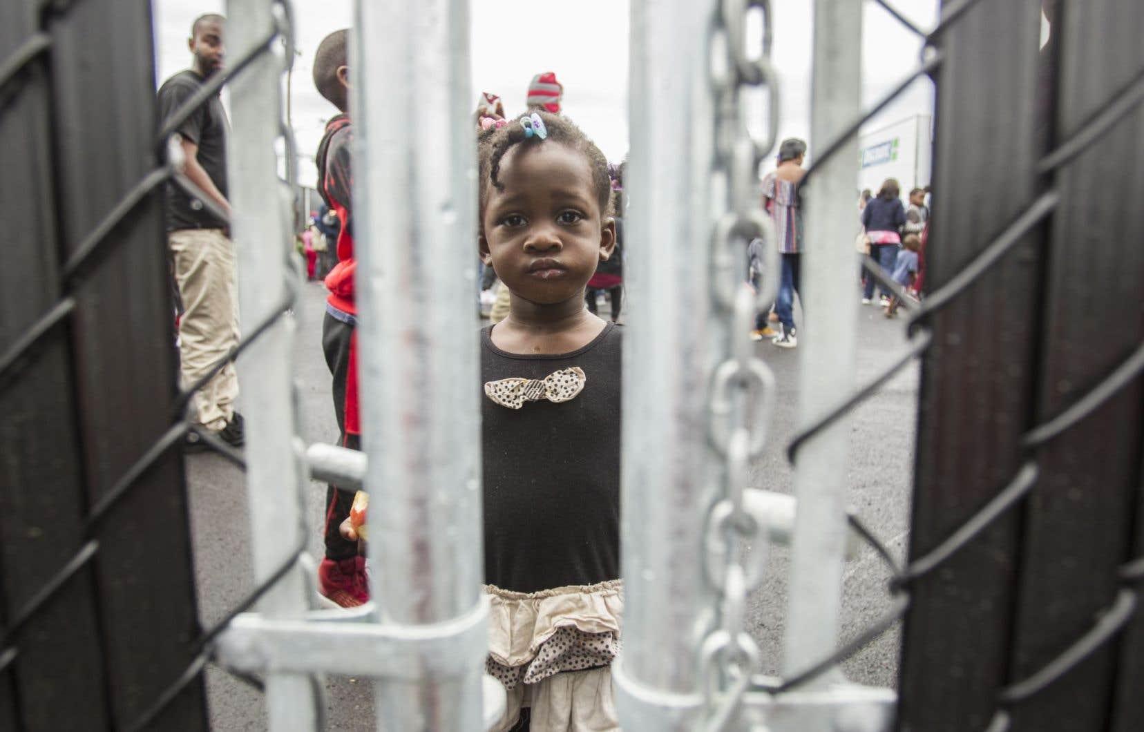 Dans le cas des demandeurs d'asile en provenance d'Haïti, une commissaire a accordé une réponse positive dans 16 % des cas, alors que la moyenne générale était de 45,9 % des demandes acceptées, entre 2013 et 2016.