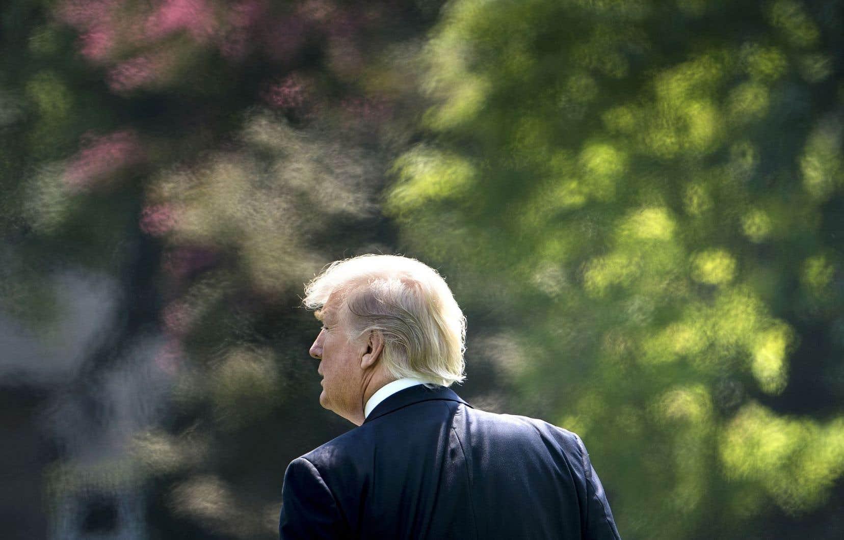 Les multiples rebondissements entourant le gouvernement de Donald Trump perturbent depuis plusieurs semaines le marché des changes.