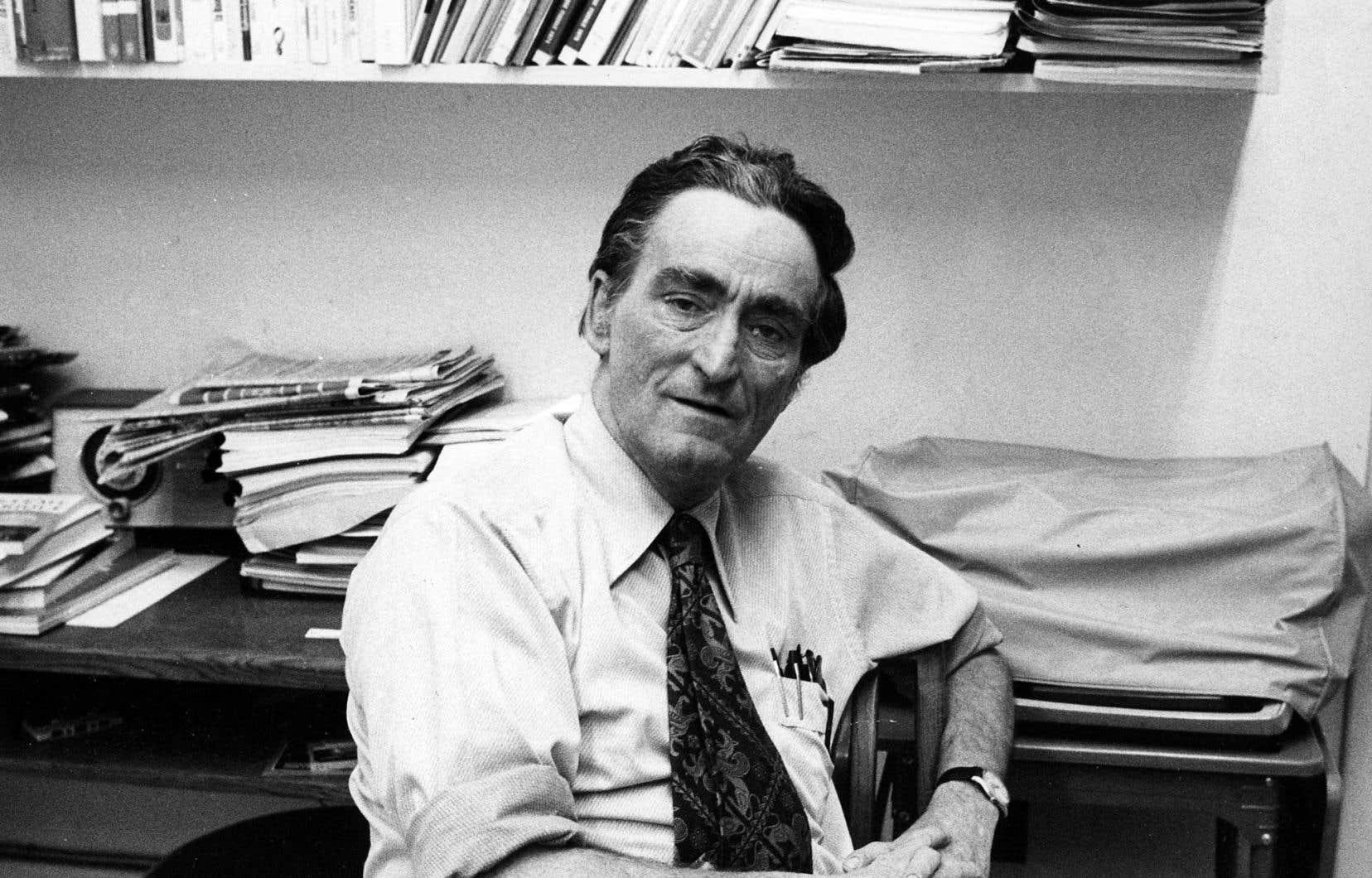 Claude Ryan en 1975
