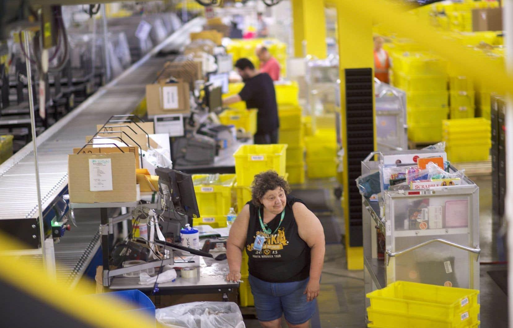 Sans le citer, Wal-Mart et Google s'attaquent frontalement au géant Amazon.