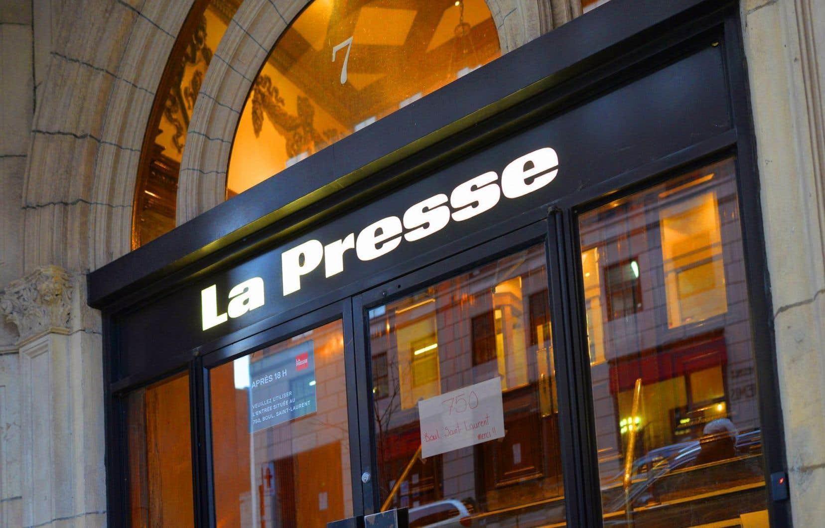 L'éditeur adjoint de «La Presse», Éric Trottier, a mis en doute la «pertinence de demeurer au Conseil de presse».