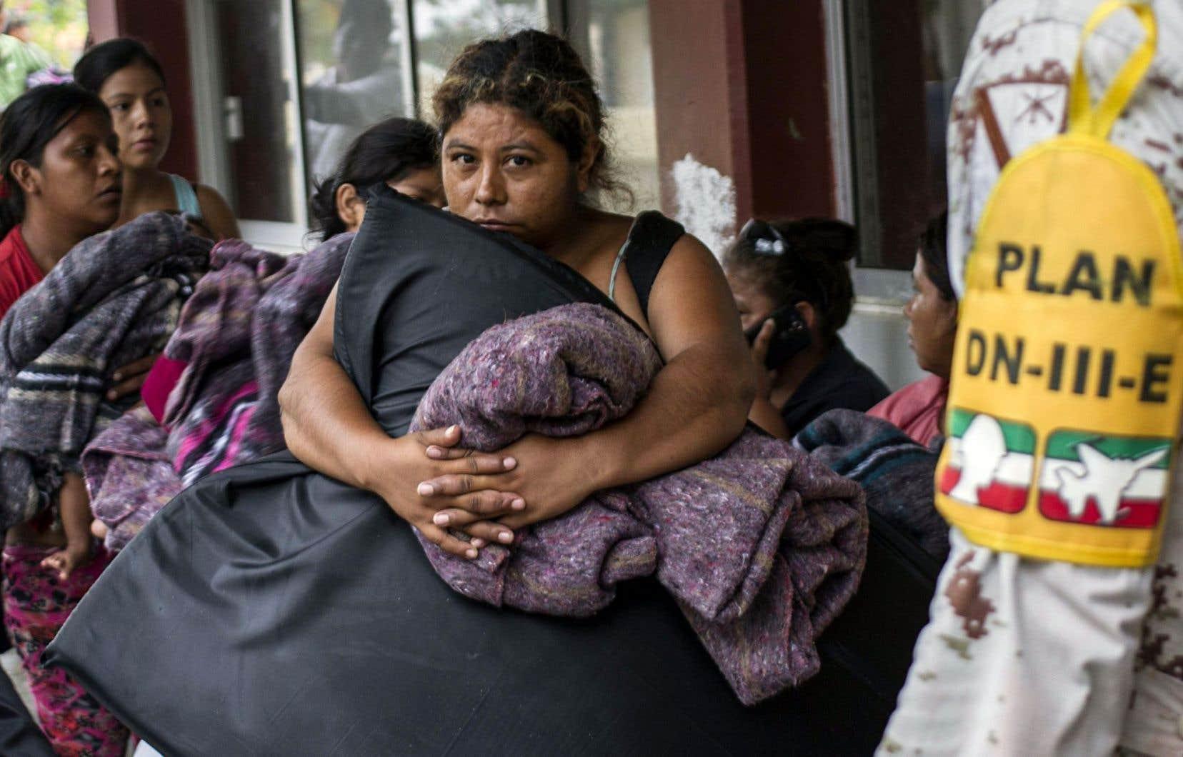 Le Mexique est un des pays les plus frappés par des tempêtes en raison de son emplacement géographique et de la longueur de ses côtes.