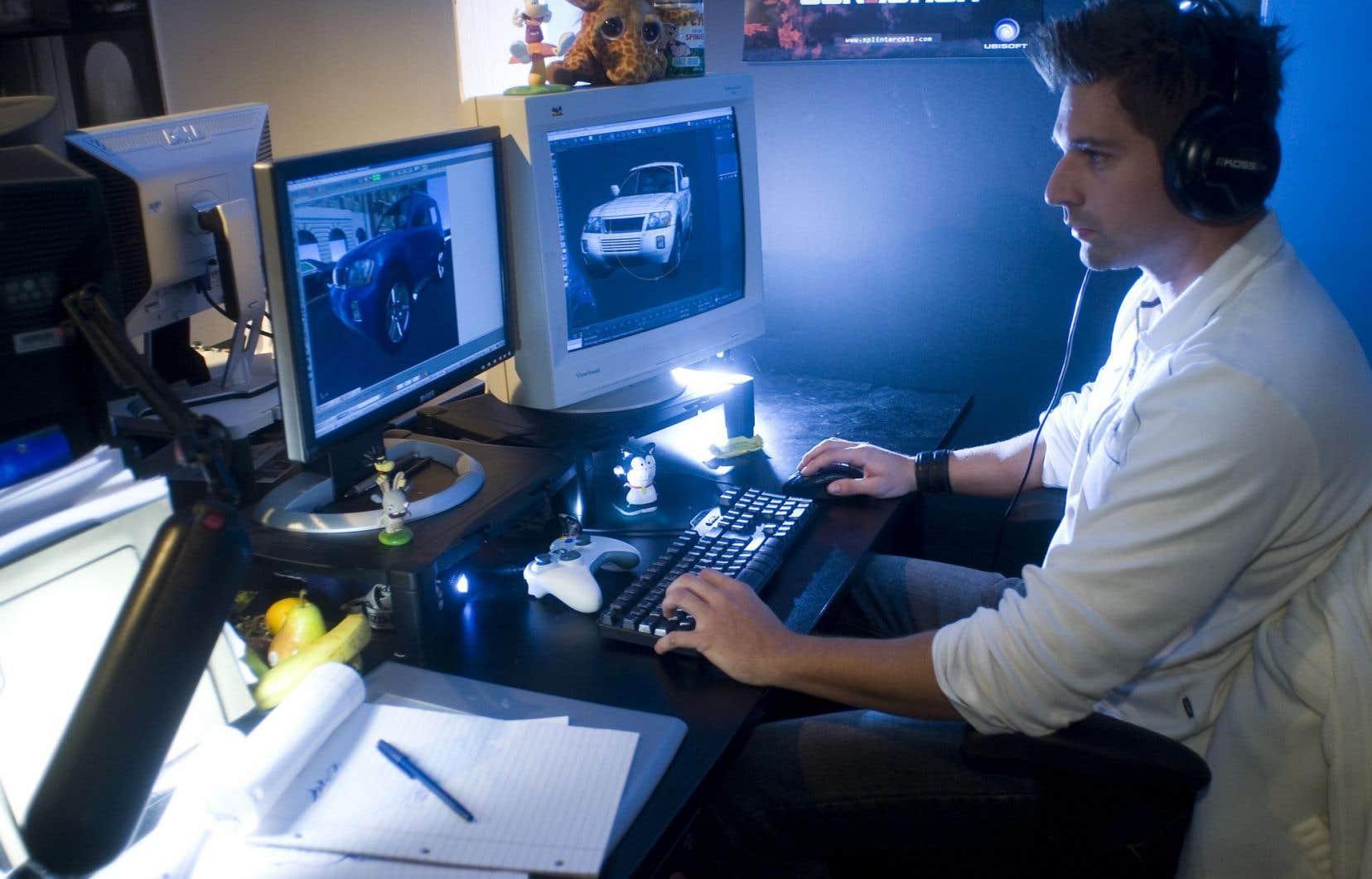 Le géant français du jeu vidéo compte déjà quelque 3600 employés à Montréal et Québec.