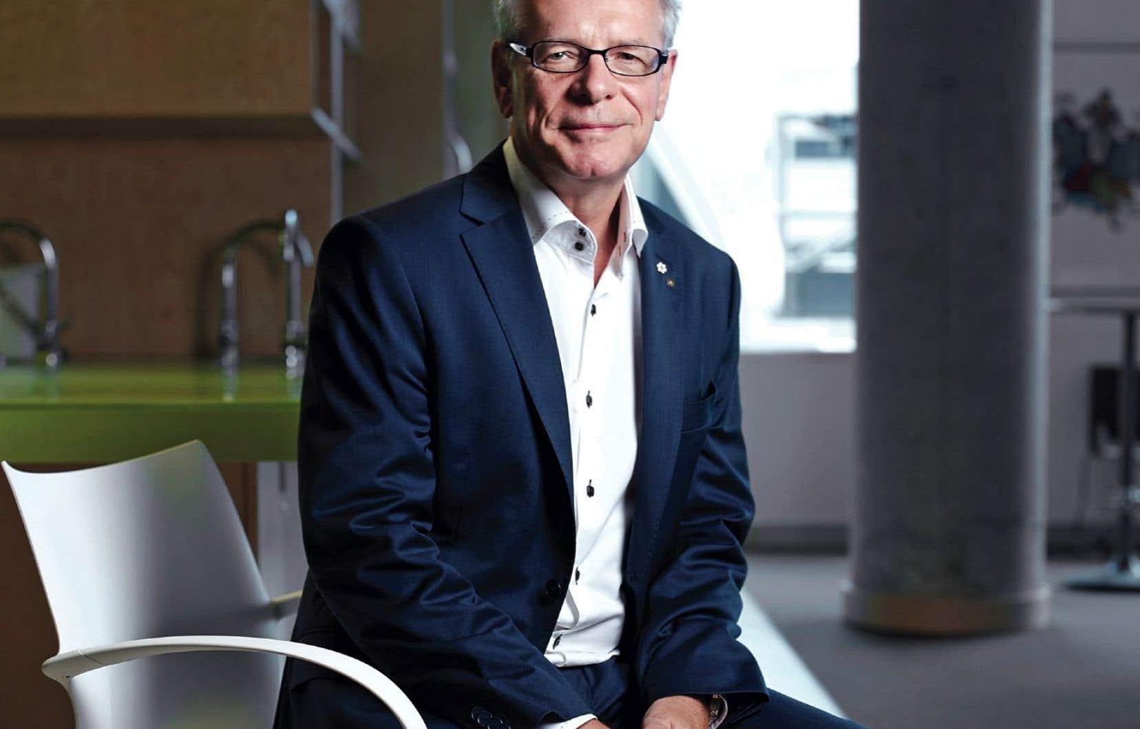 Simon Brault, directeur et chef de la direction du Conseil des arts du Canada