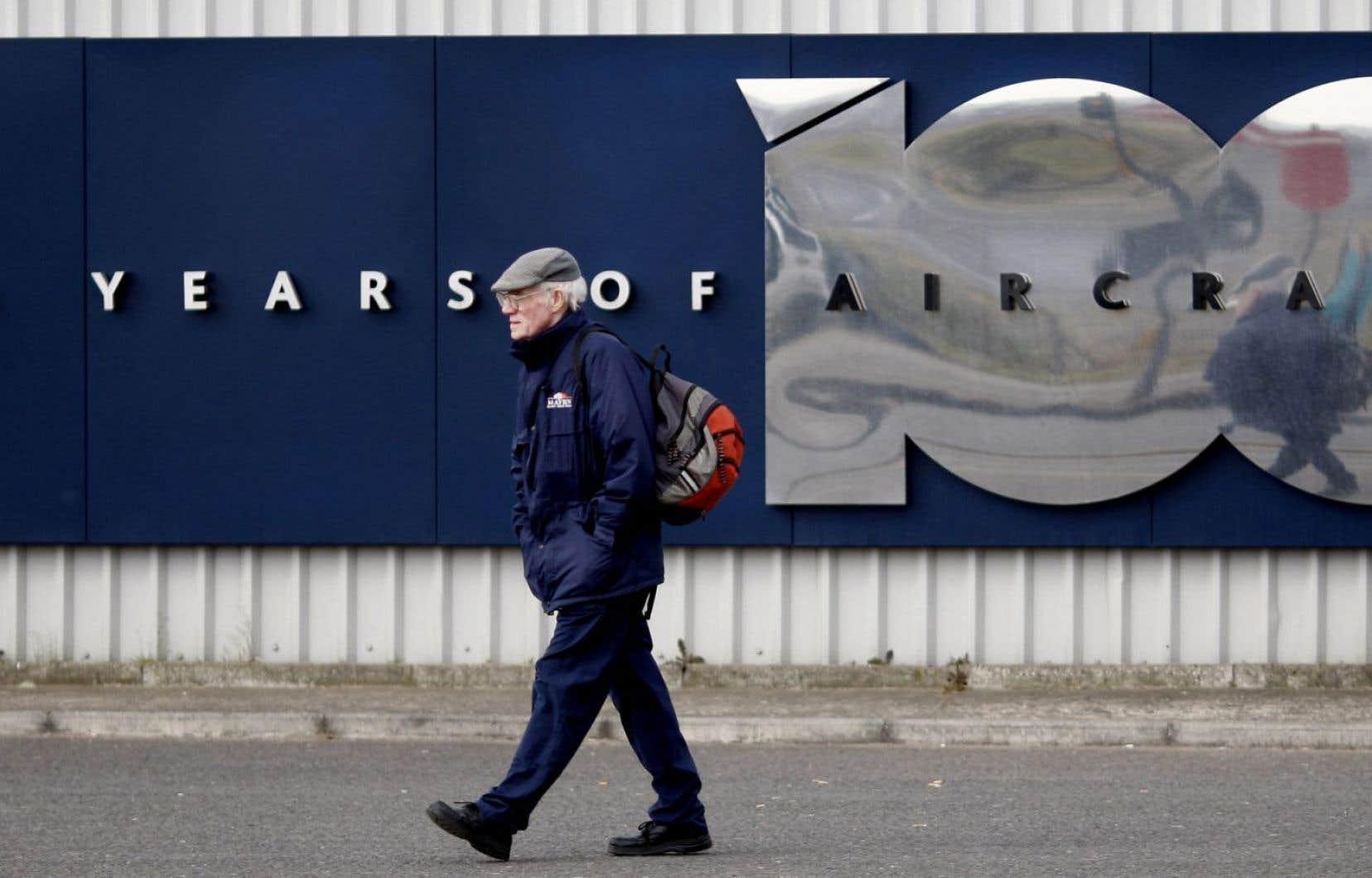 Les signataires de la lettre estiment que les effets découlant de la plainte de Boeing pourraient menacer le fragile équilibre politique actuellement en place.