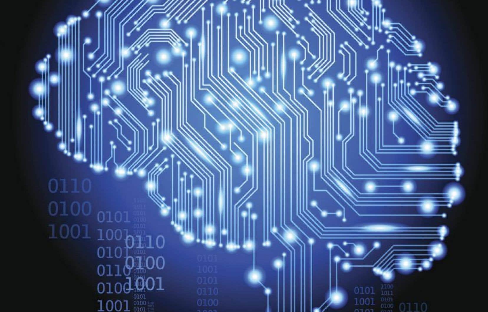 La réputation de Montréal en matière d'intelligence artificielle est grandissante.
