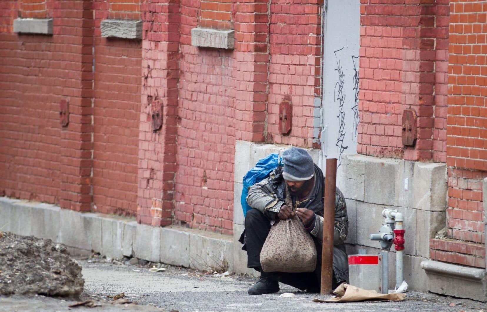 La réforme de l'aide sociale risque de jeter à la rue les plus pauvres d'entre les pauvres.
