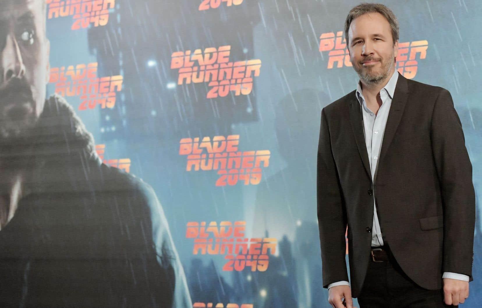 «Blade Runner 2049» est le quatrième long métrage américain de Denis Villeneuve.