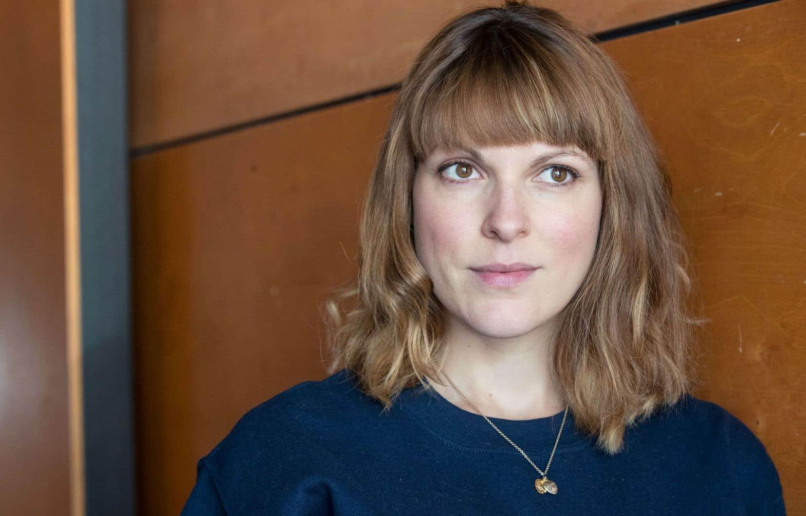 La dramaturge Rachel Graton croit beaucoup au pouvoir de l'émulation et de l'inspiration pour encourager les créatrices à prendre leur place.
