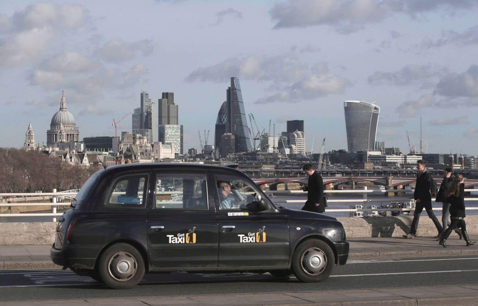 Les chauffeurs de taxi seront désormais les seuls à pouvoir transporter les Londoniens.