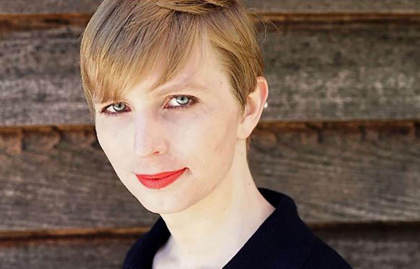 Chelsea Manning a été condamnée en 2013 pour espionnage et autres accusations.