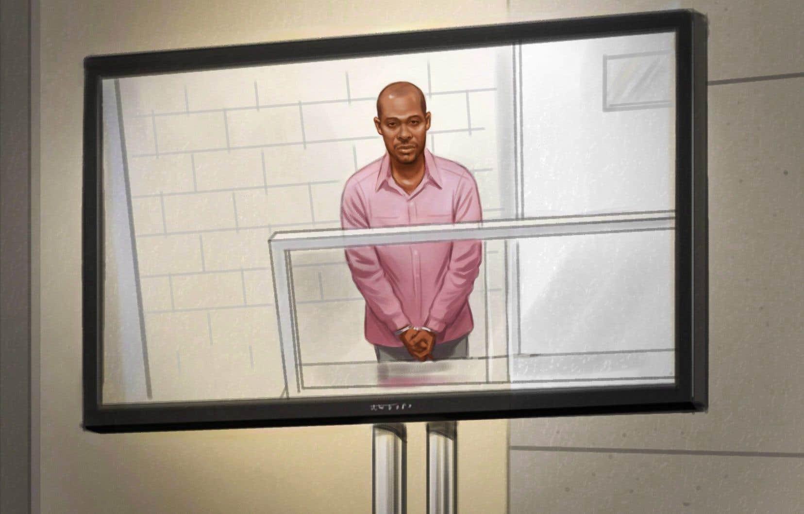 Ali Omar Ader, un Somalien âgé de 40ans, fait face à des accusations criminelles de prise d'otage pour avoir joué un rôle allégué de négociateur.