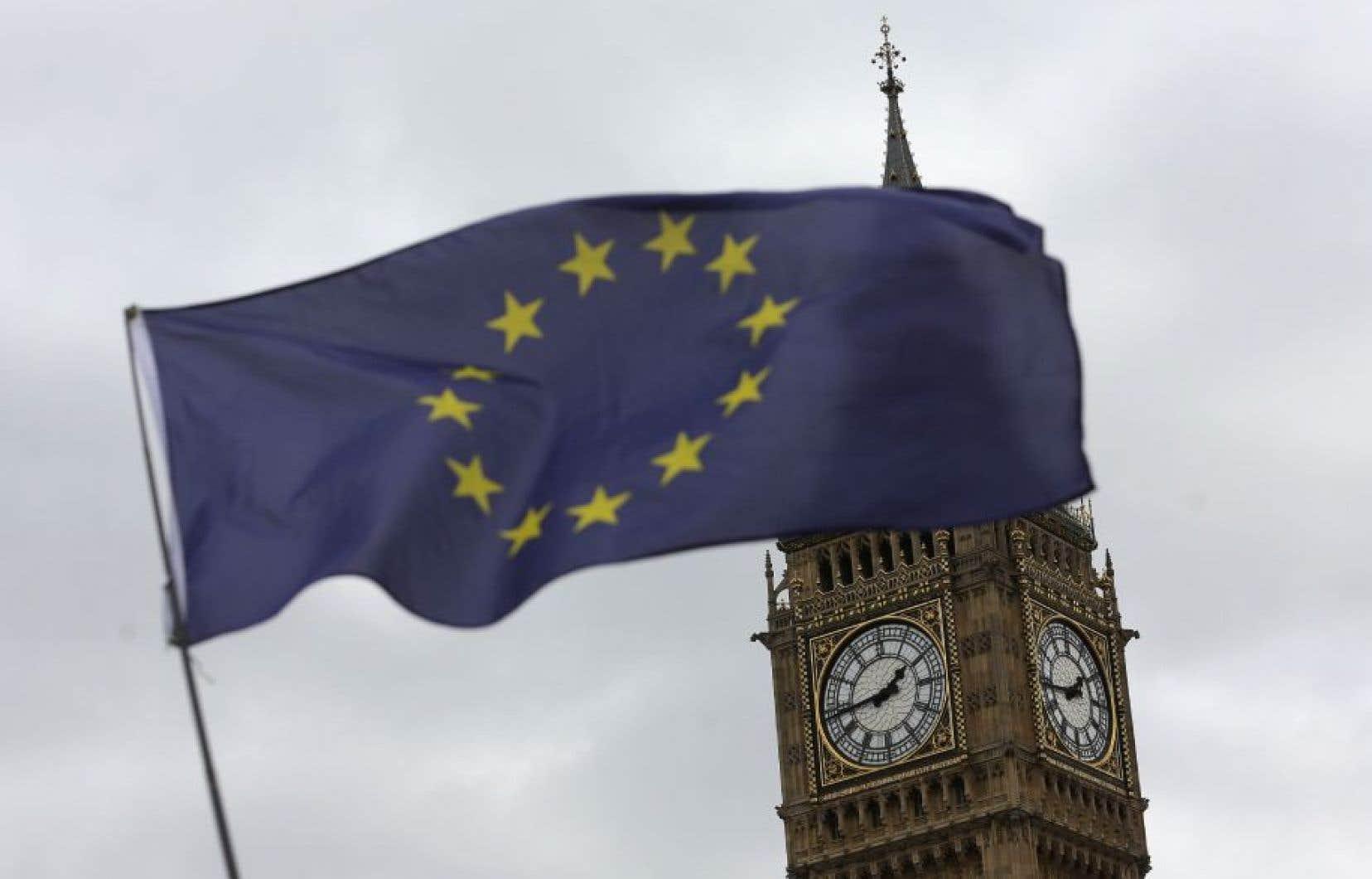 Les négociations portent jusqu'à présent sur les droits des 3millions de citoyens européens installés au Royaume-Uni.