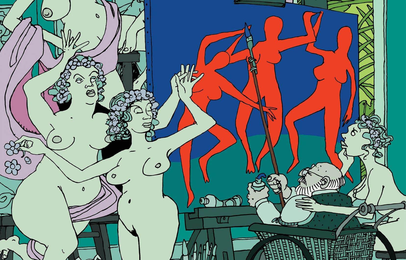 «Matisse», réalisé par Cédric Loth, l'invité d'honneur du festival