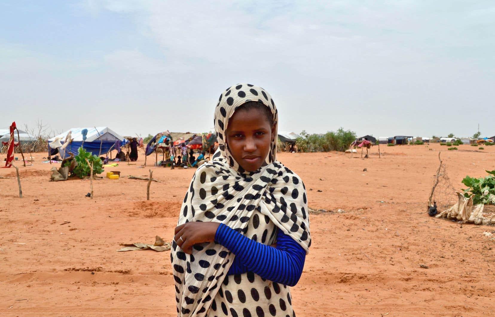 Aujourd'hui âgée de 15 ans, Fatimatou Zahra Minta Cheikh a été obligée de se marier à un cousin éloigné il y a deux ans.
