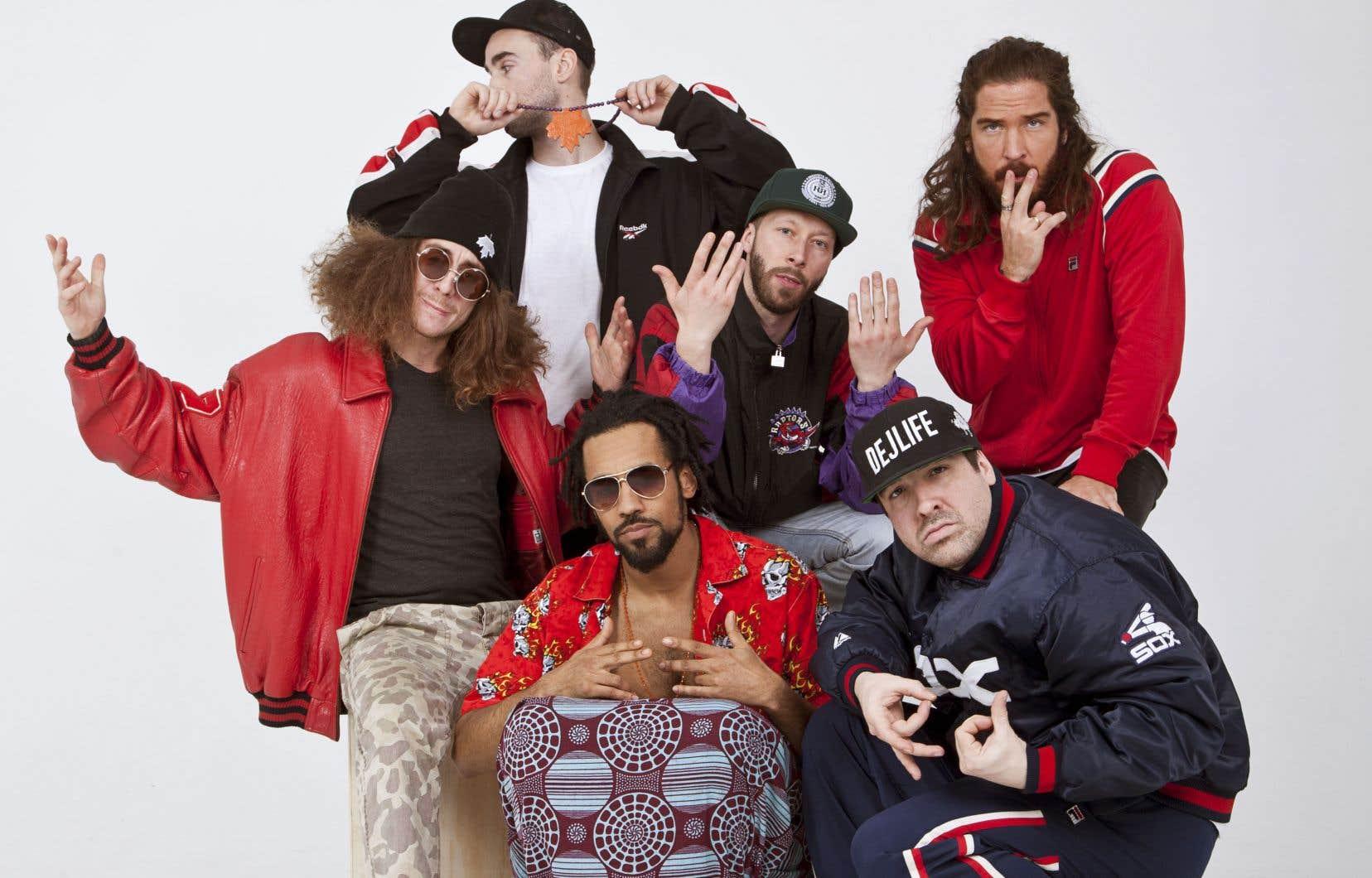 Le groupe Alaclair Ensemble a reçu six nominations au GAMIQ.