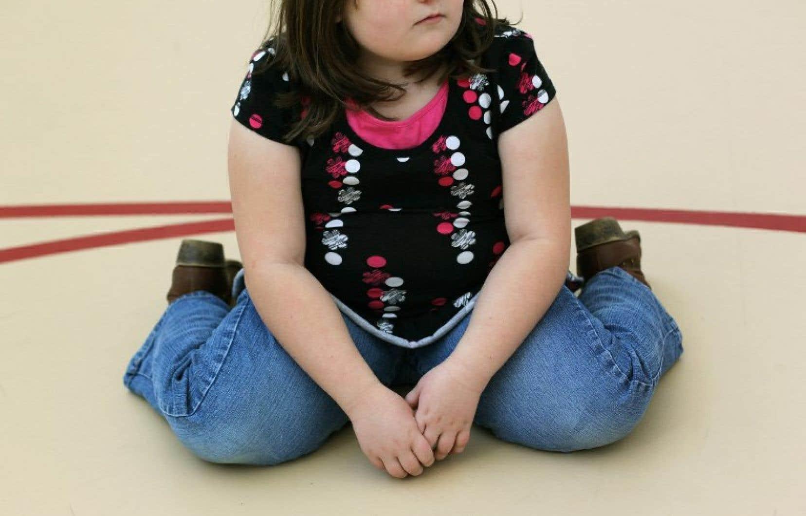 L'obésité des enfants a récemment plafonné à environ 10 % au Royaume-Uni et à environ 20 % aux États-Unis.
