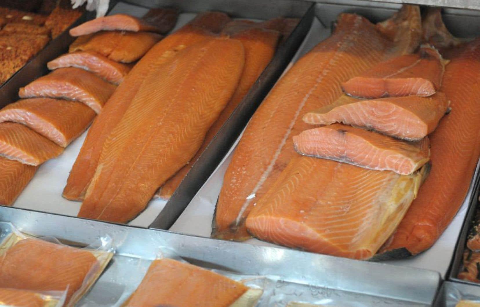 Santé Canada n'impose aucun étiquetage particulier aux aliments modifiés génétiquement.