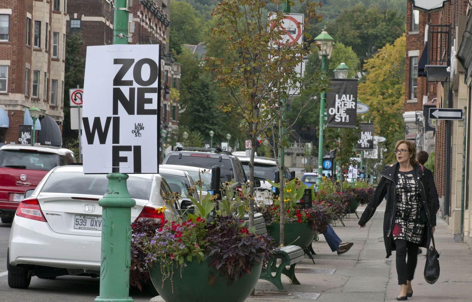 Dans le Petit Laurier, des commerçants en veulent encore au maire Ferrandez pour l'inversion de sens des rues et l'implantation de vignettes de stationnement.