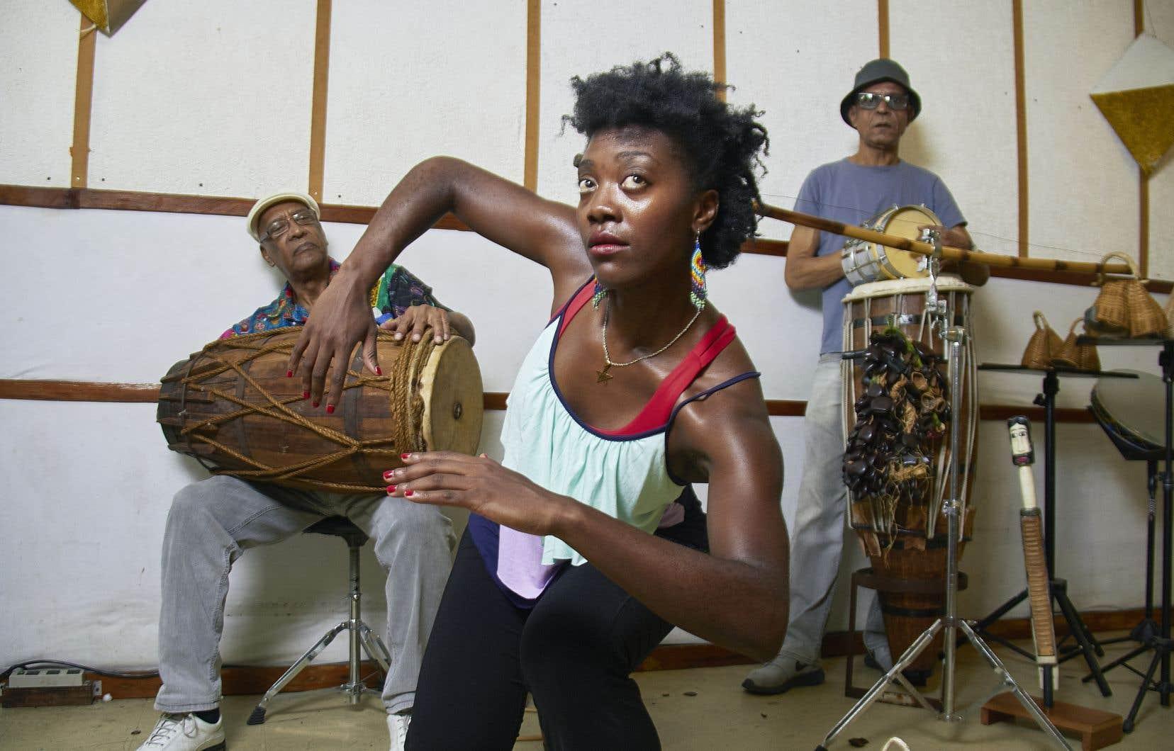 La chorégraphe Rhodnie Désir explore comment les cultures et rythmes africains ont été essaimés dans les Amériques.