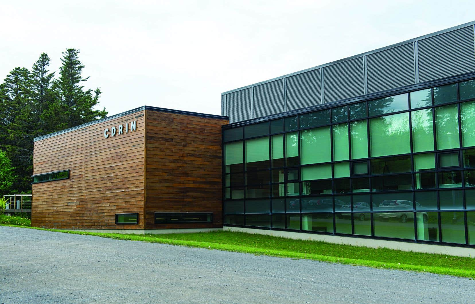 Le Centre de développement et de recherche en imagerie numérique du cégep de Matane.