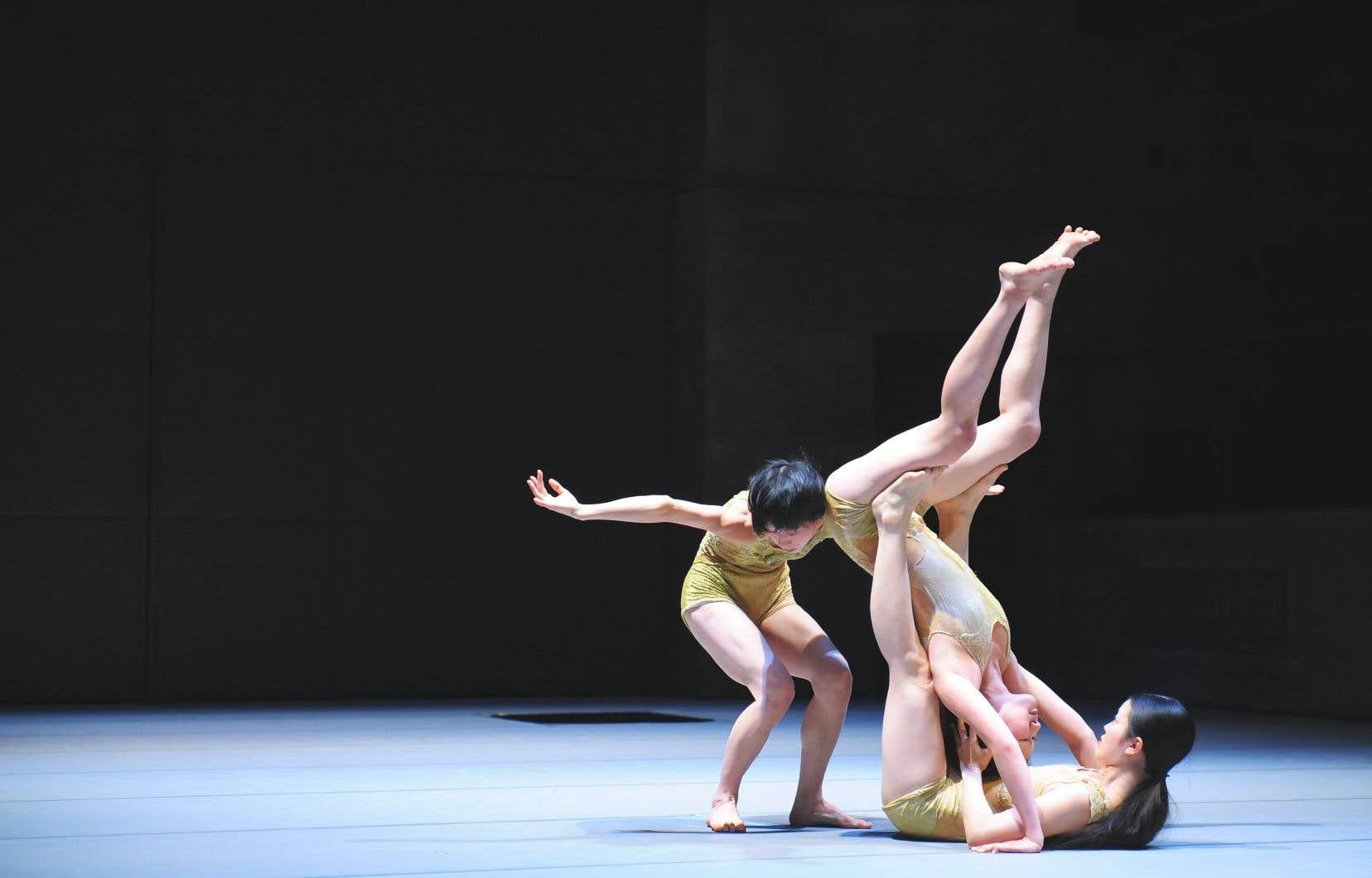 «Amigrecta» exige du spectateur une grande concentration afin d'y projeter son propre imaginaire.