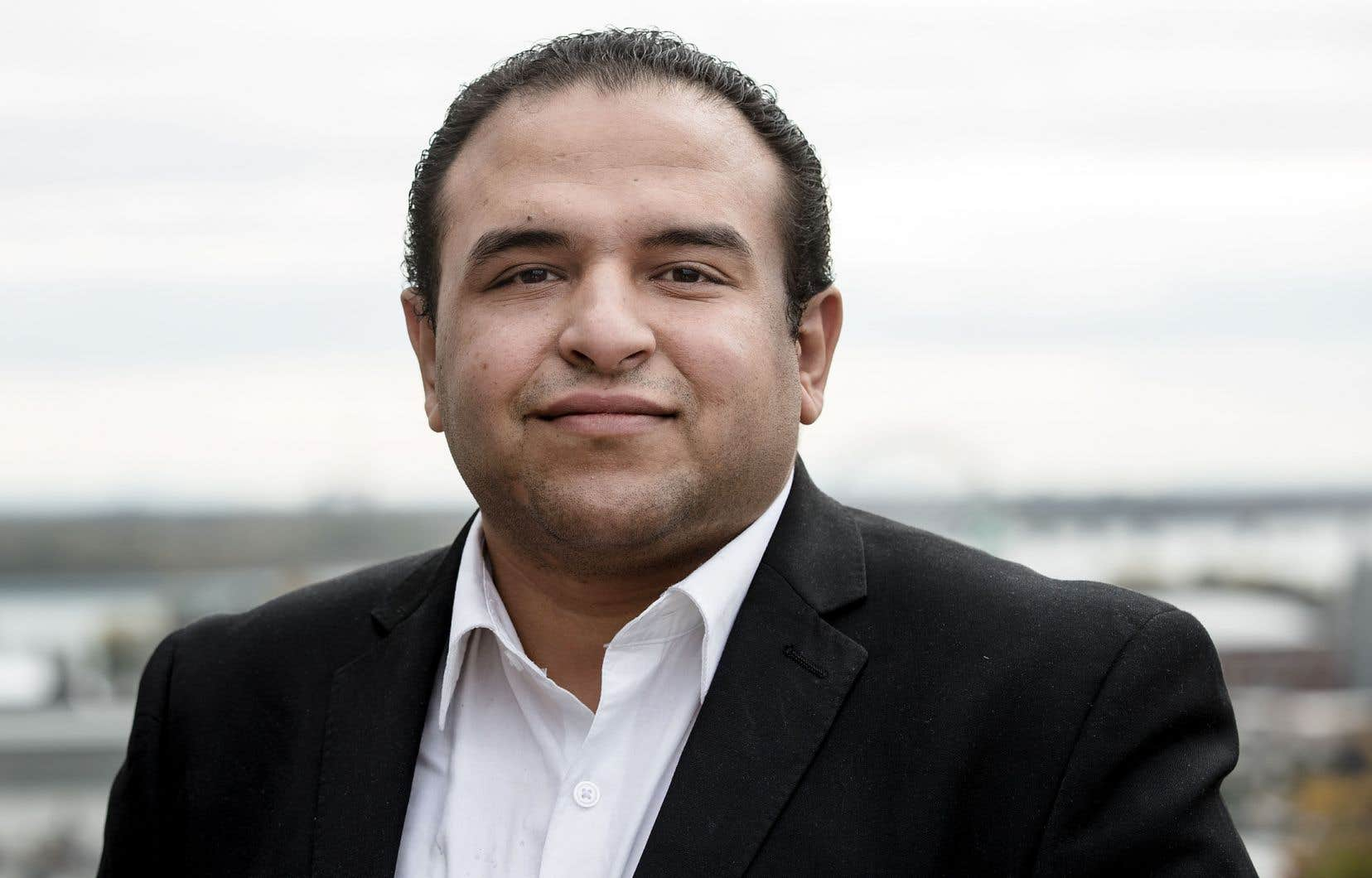 Mohamed Khalil est persuadé que son entreprise Pyrocycle offre une solution inédite au problème mondial des déchets toxiques.