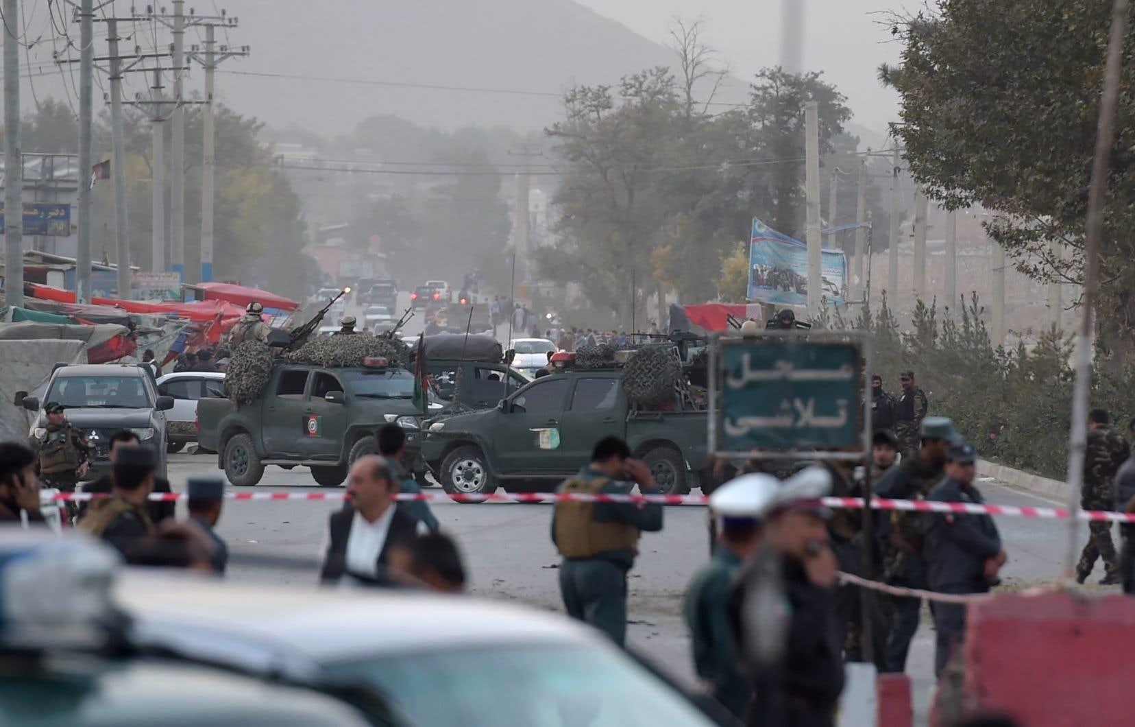 Sept attaques ont été recensées en cinq jours, dont cinq ont visé les forces de sécurité, armée et police.