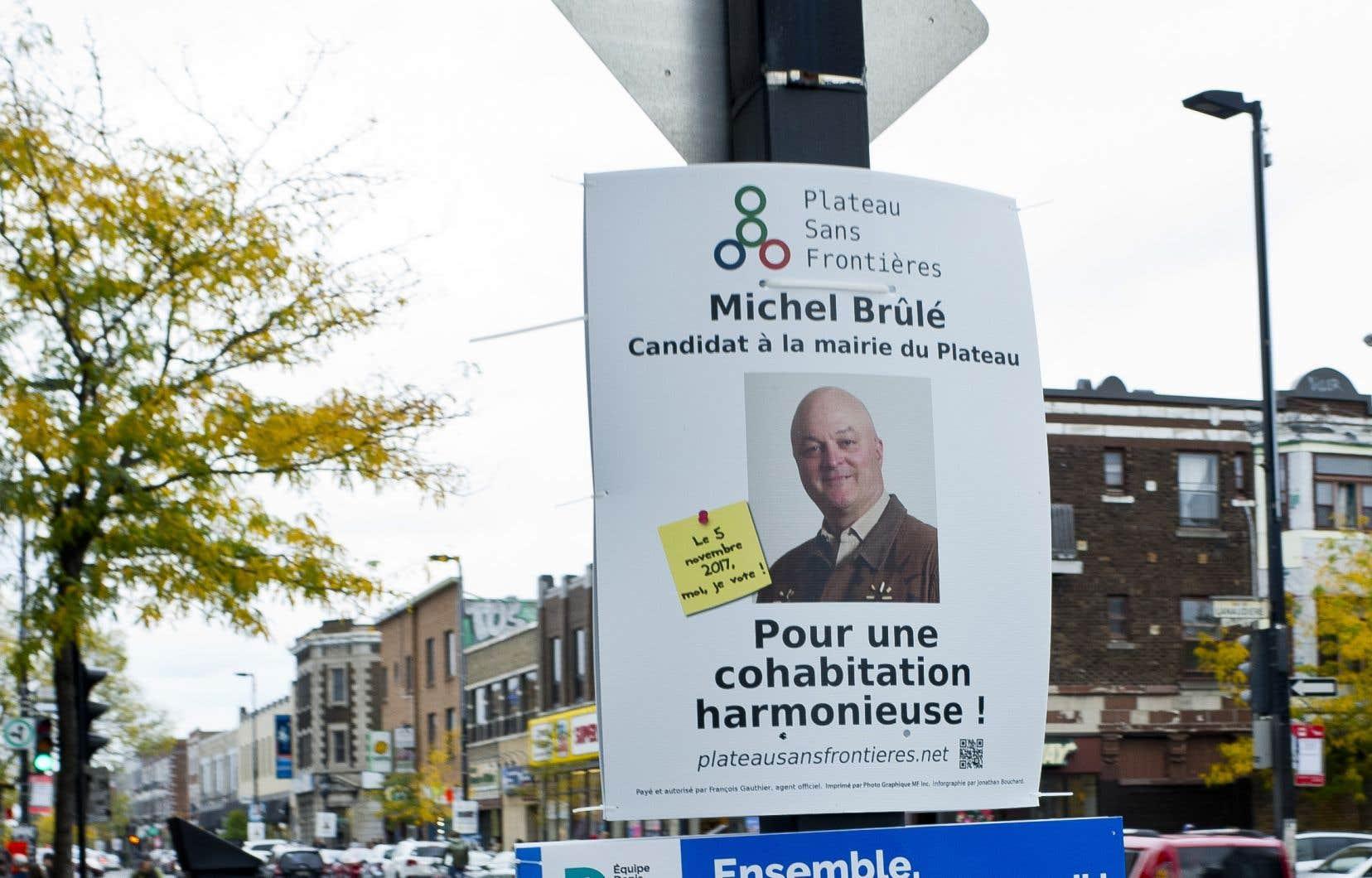 Michel Brûlé continue de nier les faits qui lui sont reprochés.