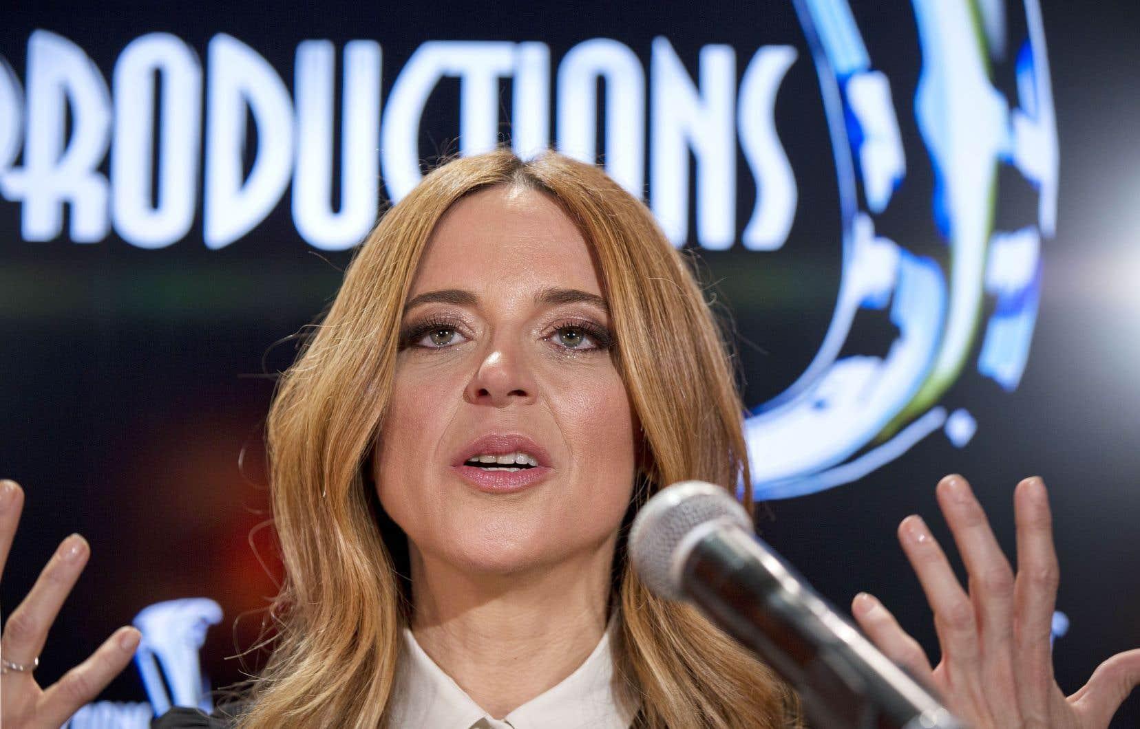 L'animatrice et productrice Julie Snyder a dit avoir été agressée sexuellement par Gilbert Rozon.