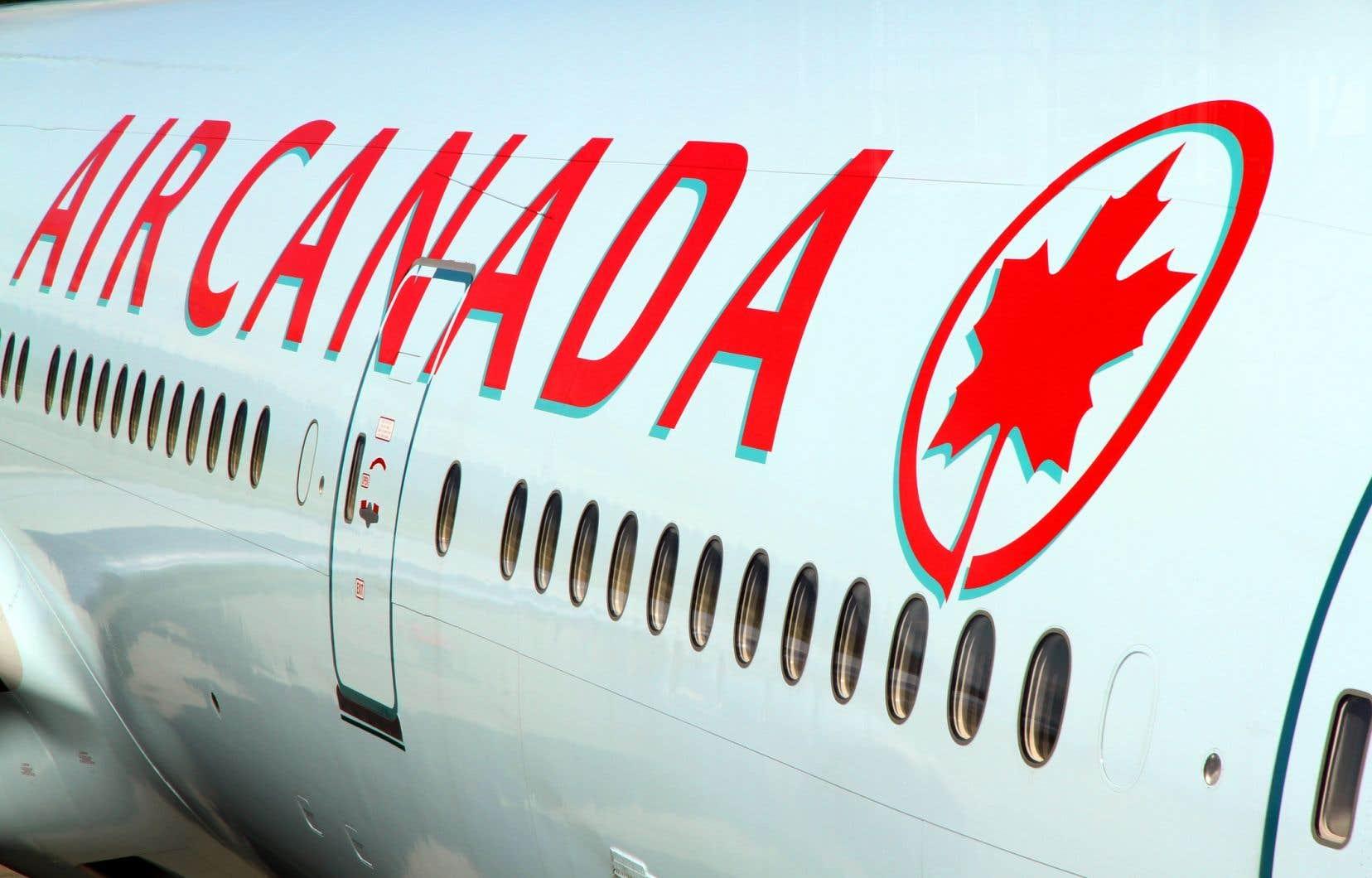 Le transporteur aérien a refusé de donner plus de détails en raison de l'enquête en cours.