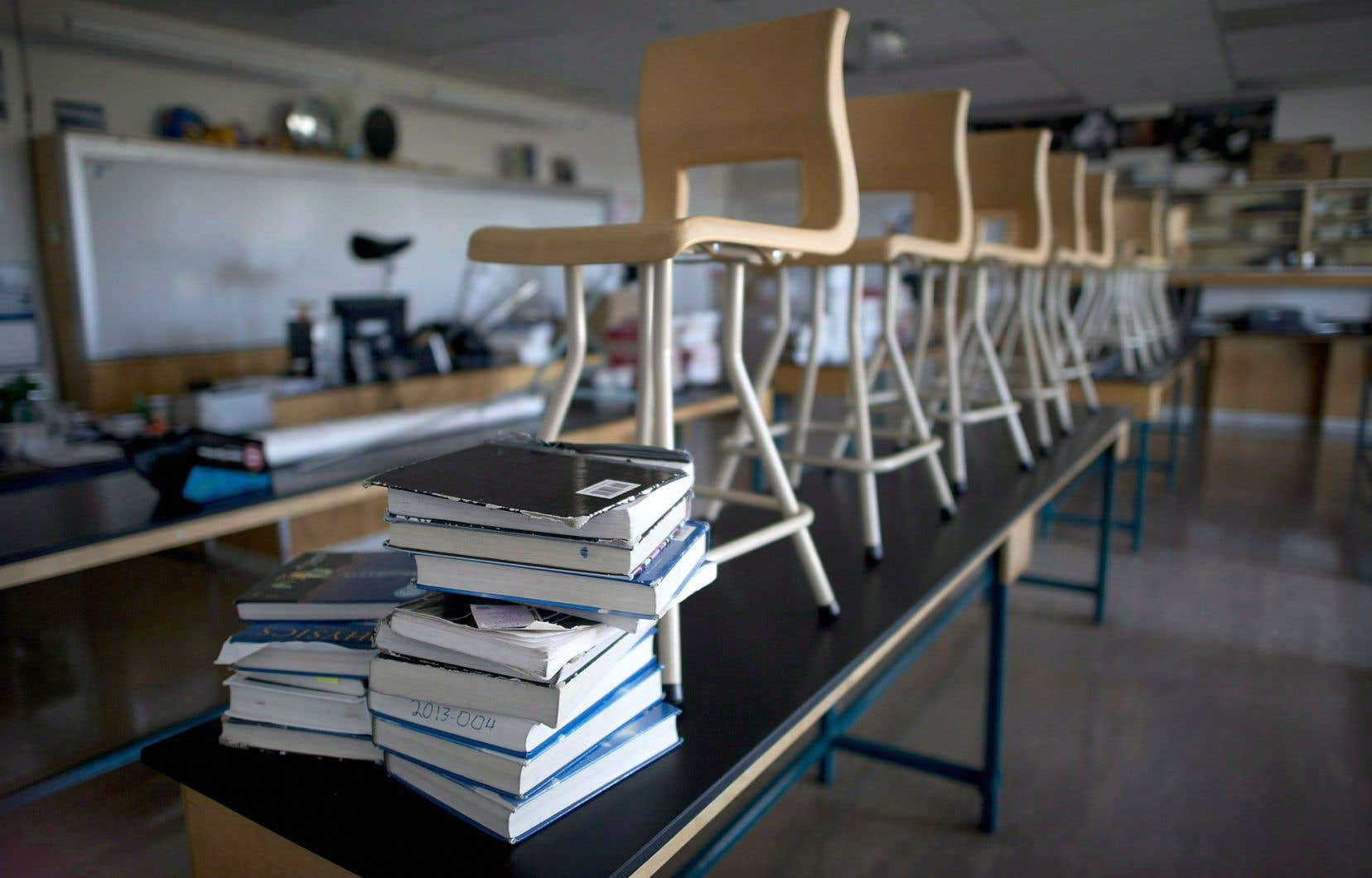 Le Conseil supérieur de l'éducation a mis en avant le faible taux de diplomation et de qualification des élèves handicapés ou en difficulté d'apprentissage.