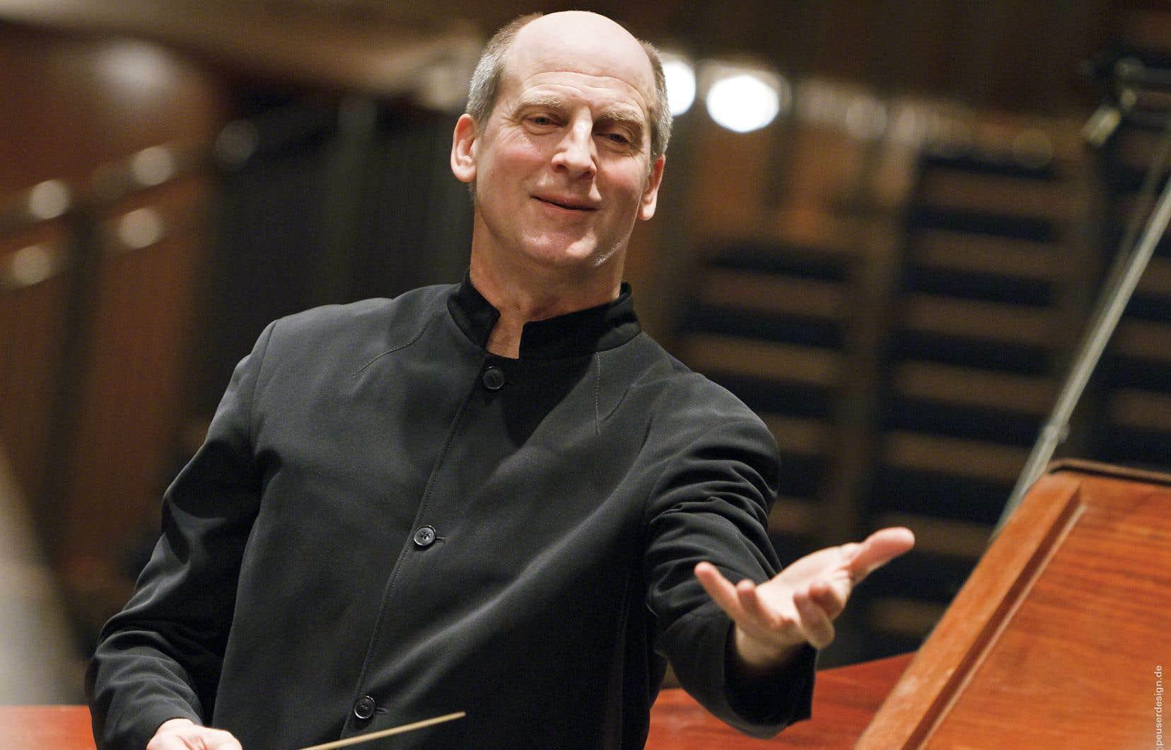 Werner Ehrhardt, ancien directeur musical du Concerto Köln