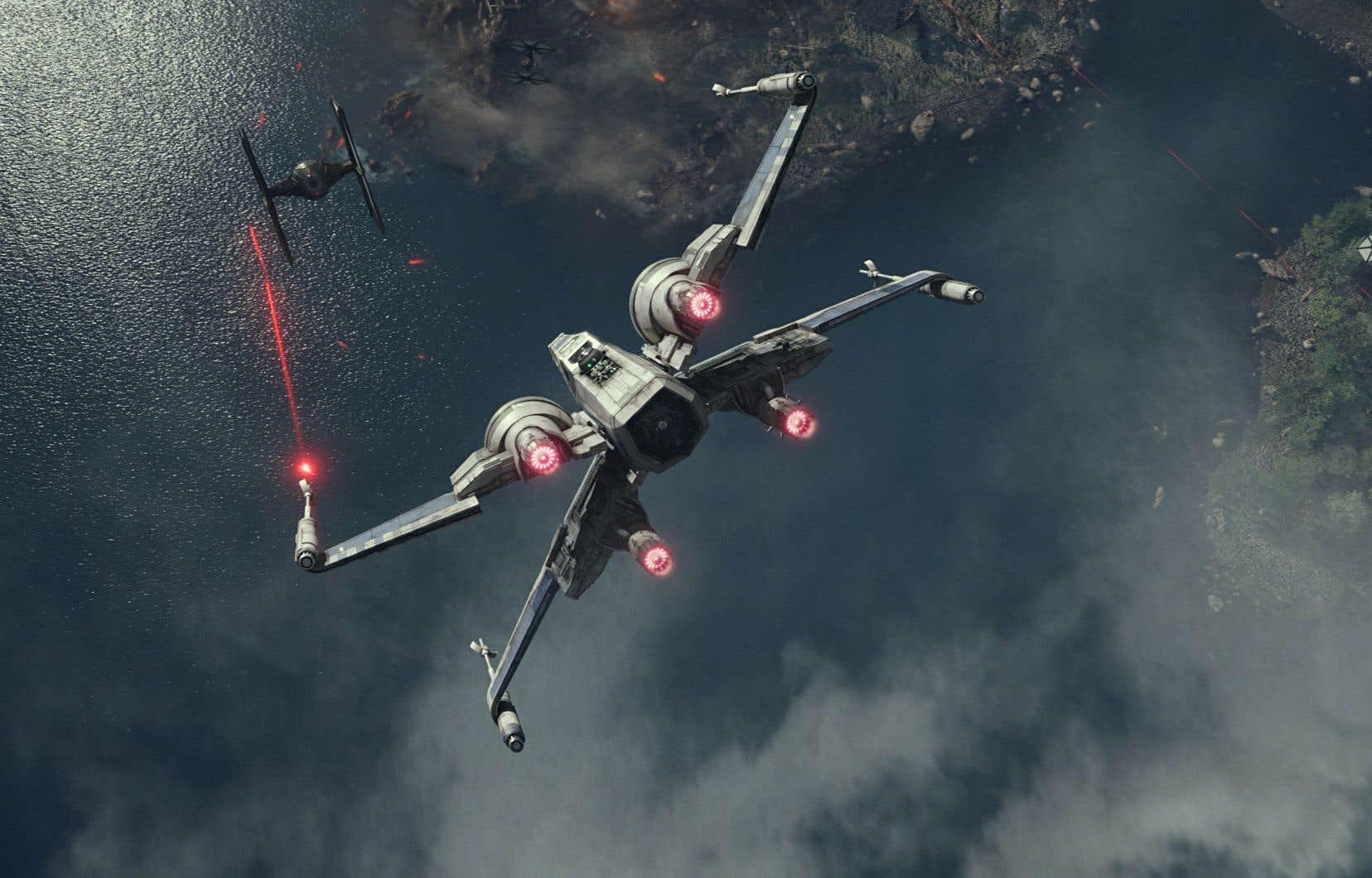 La série «Star Wars» permet de parler de la fragilité de la démocratie. Elle nous montre qu'une fois acquise, elle peut être constamment remise en danger.