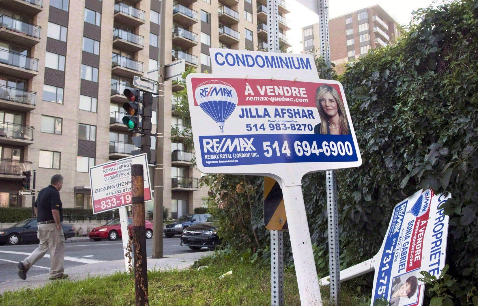 La demande de logements serait stimulée en 2018 et en 2019 au Québec en raison de la forte croissance de l'emploi et de la rémunération.