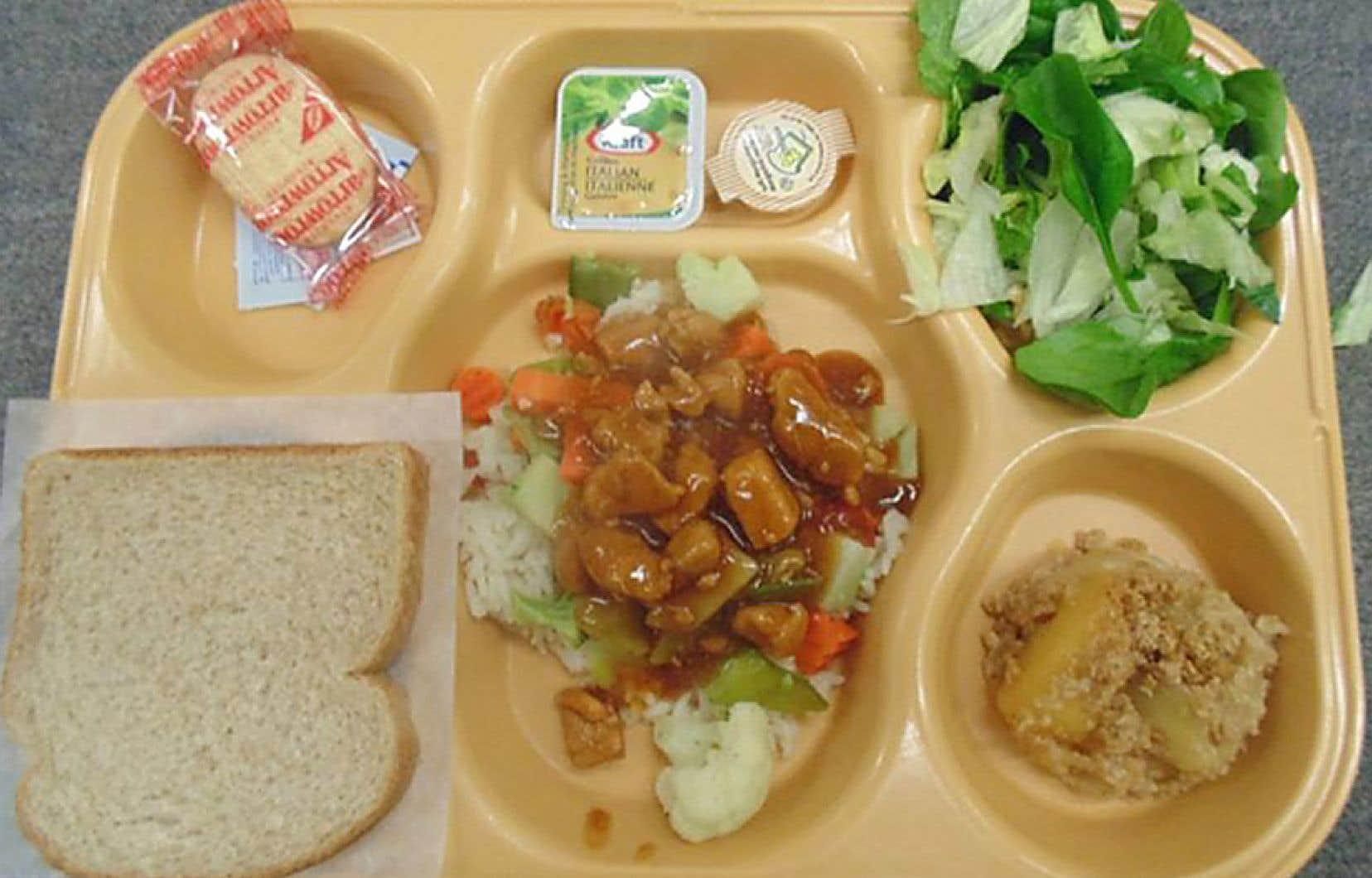 «Le fait de jouer avec la nourriture de personnes affamées et frustrées peut avoir des conséquences néfastes involontaires », écrit l'enquêteur correctionnel Ivan Zinger.