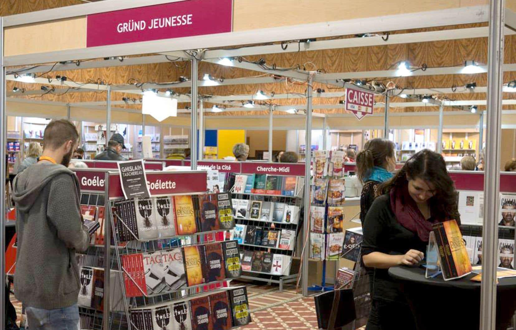 Le Salon du livre de Rimouski, qui ouvre ses portes ce 2 novembre, a décidé de mettre, pour une troisième année de suite, la réflexion et les essais au cœur de ses quatre jours d'activités littéraires.