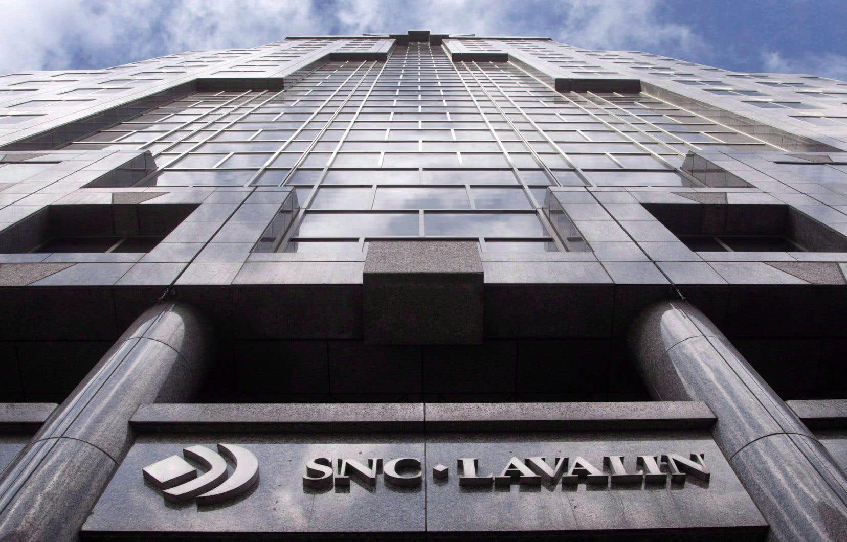 Plusieurs entreprises, dont SNC-Lavalin, se sont prévalues du programme de remboursement volontaire.