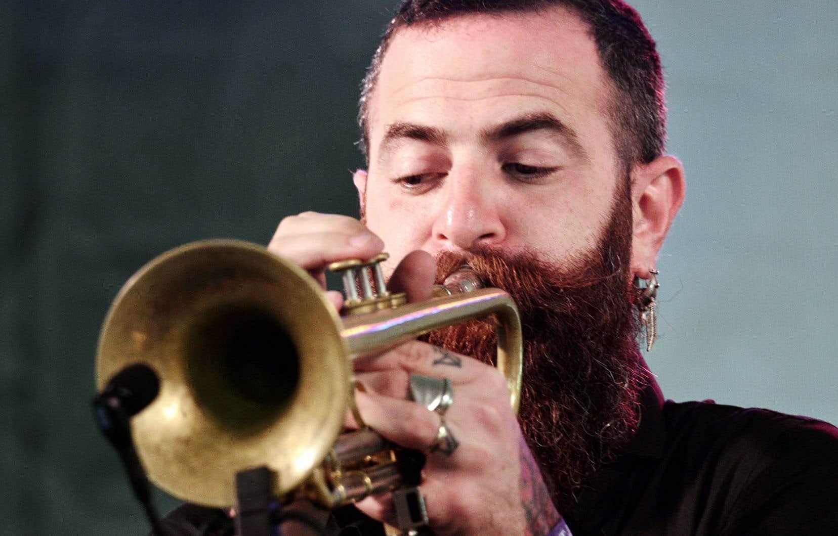Avishai Cohen en concert à Newport en août dernier