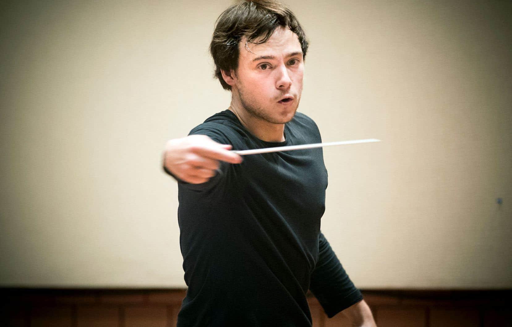 Le programme que l'Orchestre symphonique de l'Agora, dirigé par le chef Nicolas Ellis, a présenté jeudi était courageux.