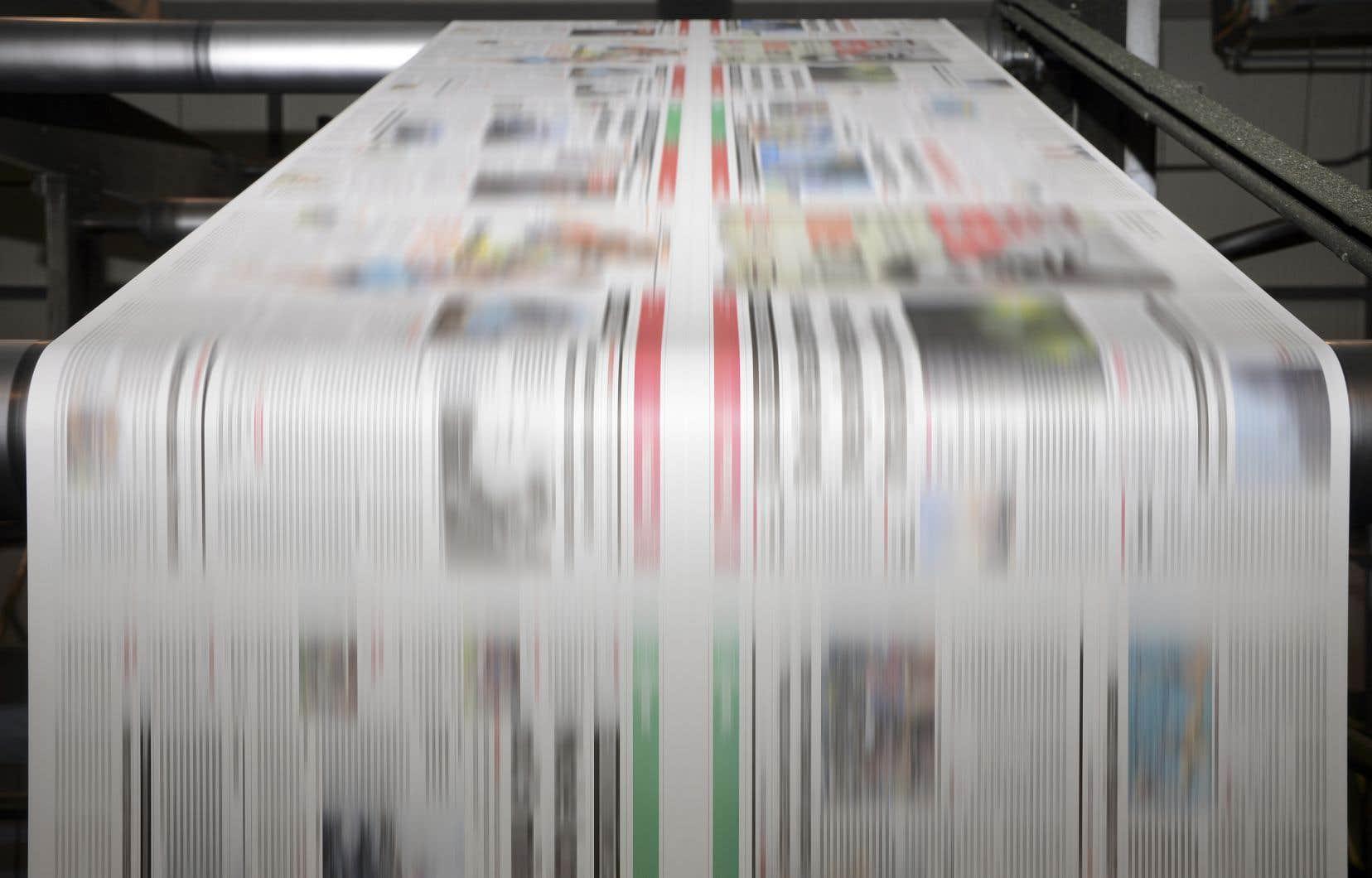 L'imprimeur et éditeur compte rediriger le volume de son usine métropolitaine vers trois autres de ses sites à compter du mois de janvier.