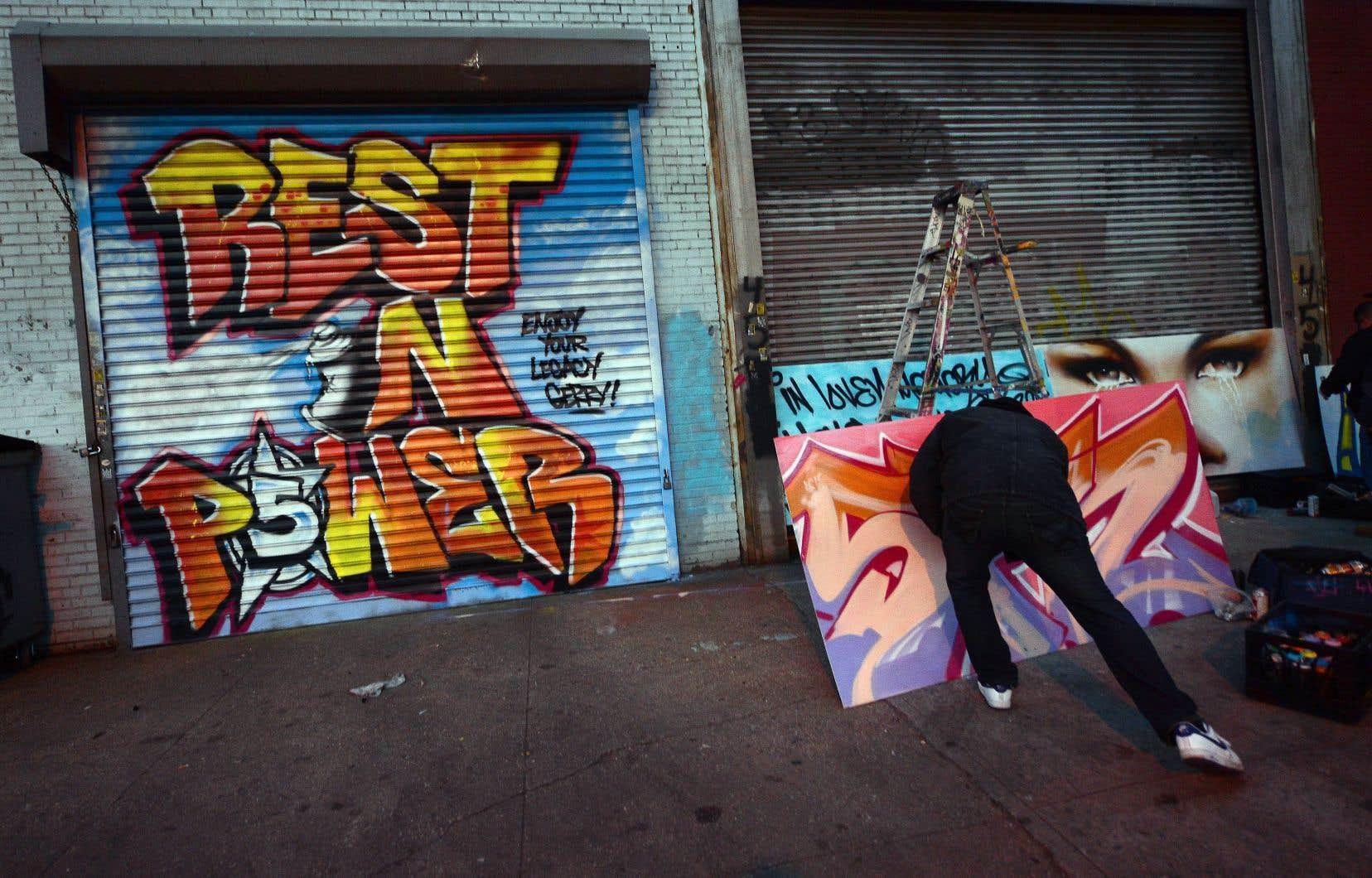 Le projet 5Pointz fut longtemps la «mecque du graffiti», attirant artistes et touristes du monde entier.