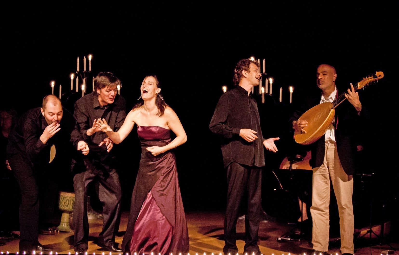 Le spectacle tient véritablement sur les épaules de la chanteuse Isabelle Druet, parfaite, tant en expression qu'en volume et en inflexions.