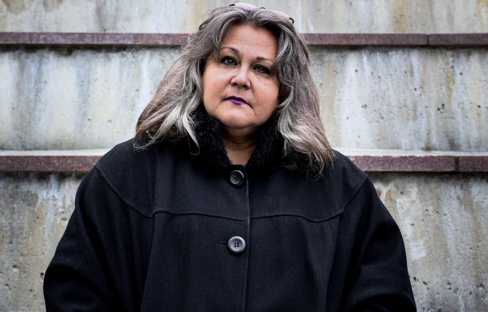 Lynda Dion a décrit dans son roman «Monstera deliciosa» le viol conjugal qu'elle a subi.