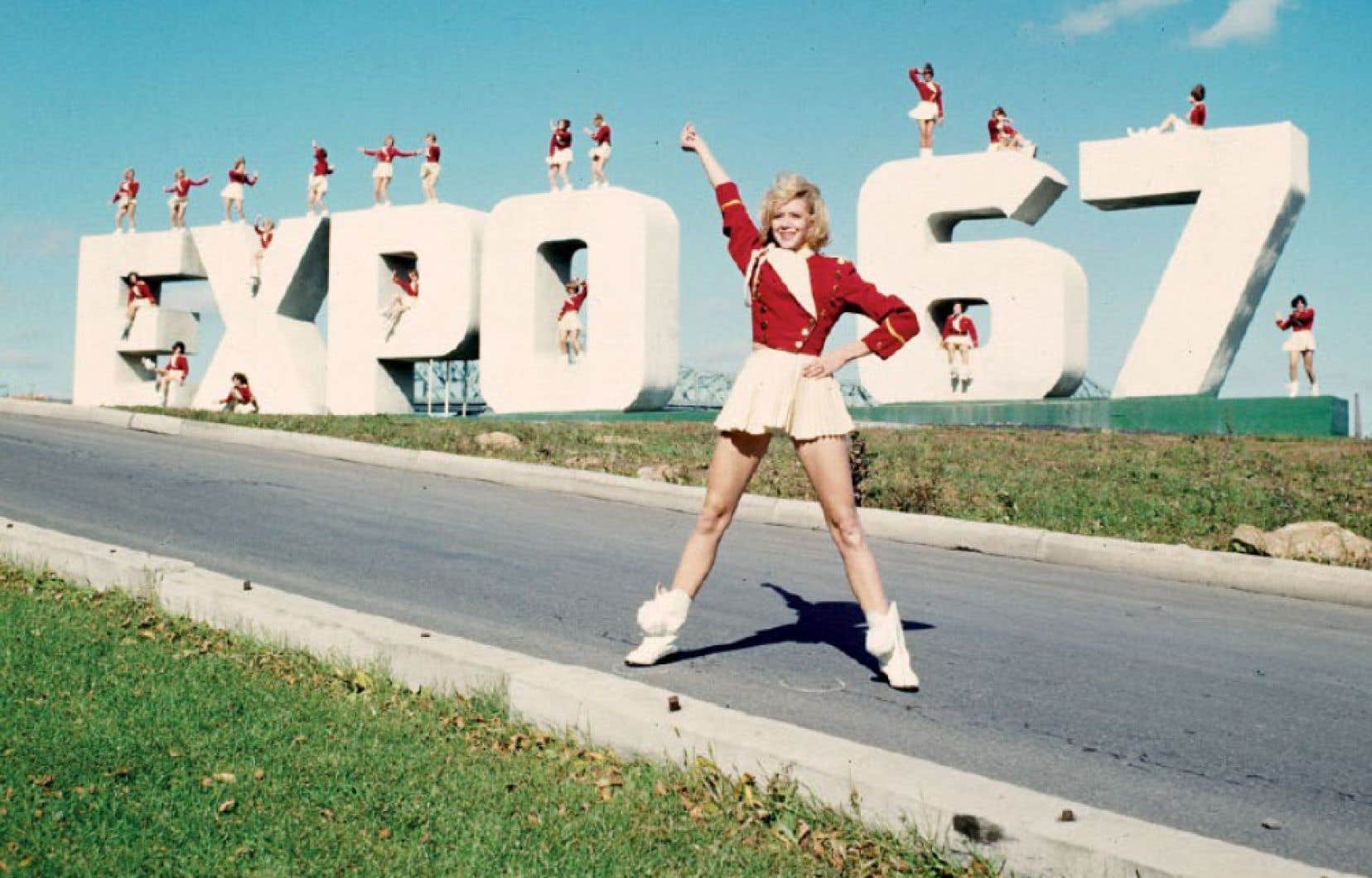 Expo 67 fait partie de ces épisodes de l'histoire récente du Québec qui ont produit un corpus d'images marquantes.