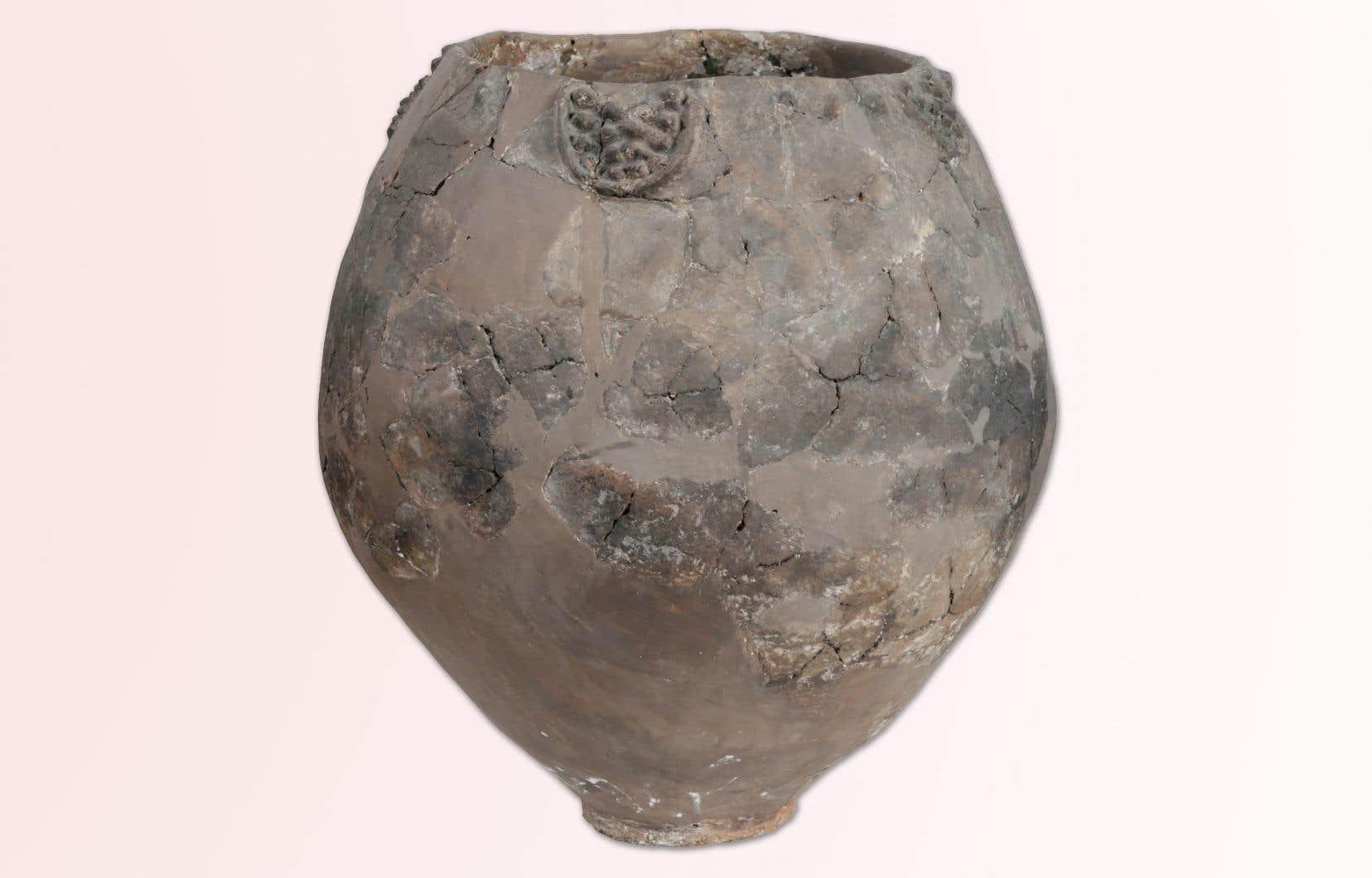 Des résidus ont été retrouvés dans des poteries néolithiques mises au jour en Géorgie, dans le sud du Caucase.