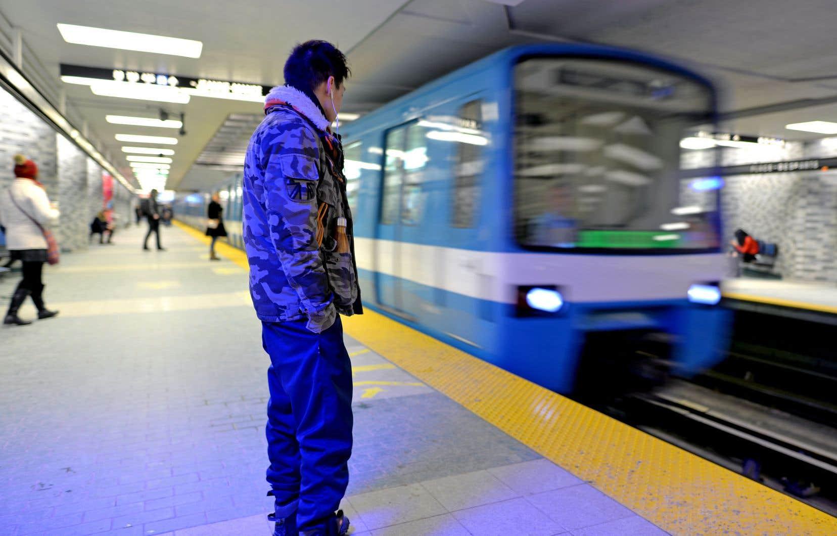 Les poèmes seront déclenchés par une borne située dans chacune des stations de métro.