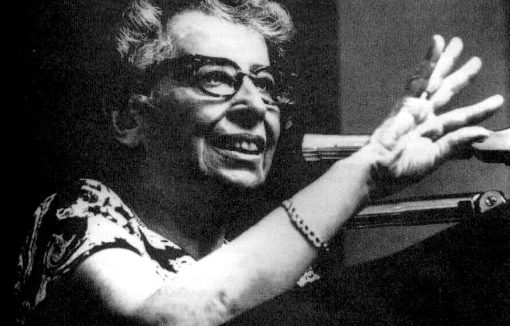 Les femmes philosophes ont souvent été réduites à leur statut de «compagnes de» ou de «maîtresse de», comme c'est le cas pour Hannah Arendt (en photo) et Simone de Beauvoir.