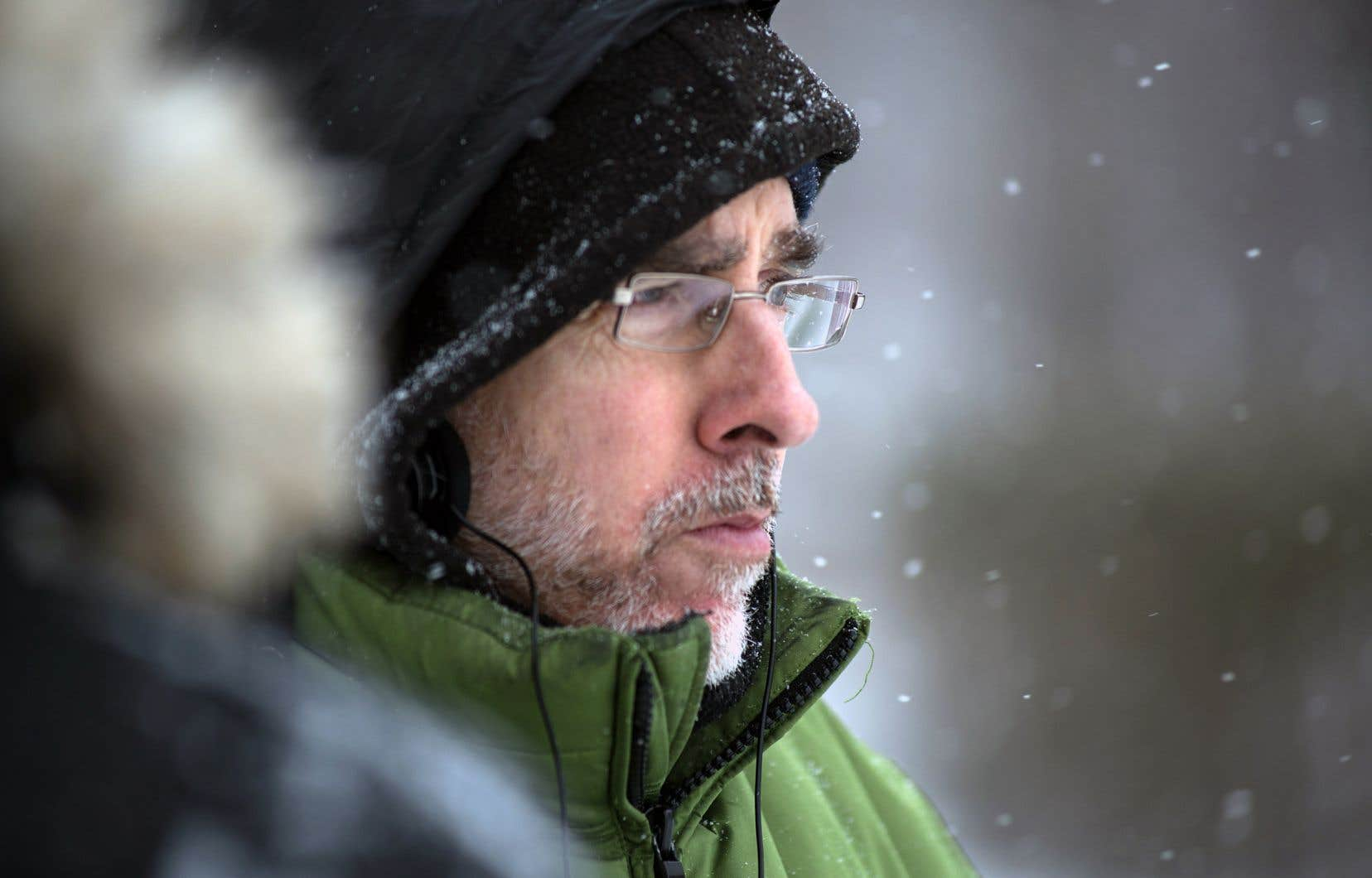 Le cinéaste Denis Langlois