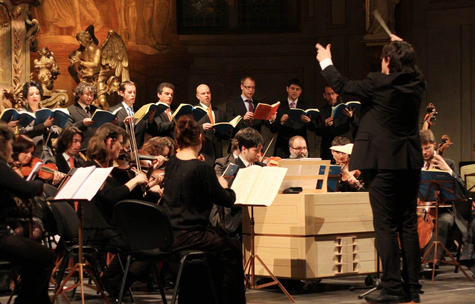 Enregistrée par les plus grands chefs, la «Messe en si» pose plusieurs choix intéressants pour les interprètes, à commencer par celui des effectifs.